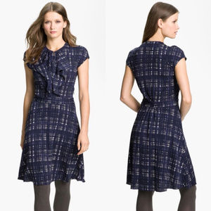 Tory Burch Clemenitine A-Line Dress Size Small S